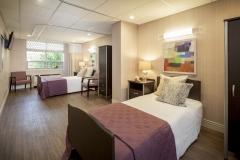 Glenview Terrace DOUBLE ROOM